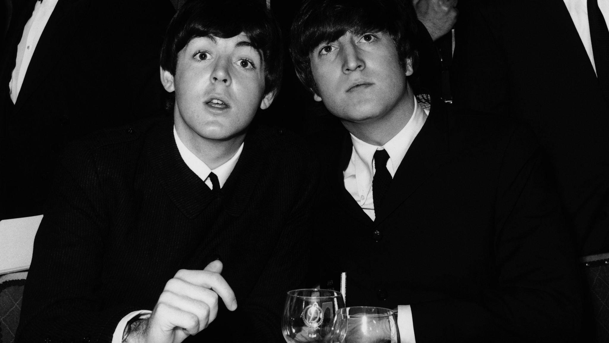 Lennon and Mccartney Hits