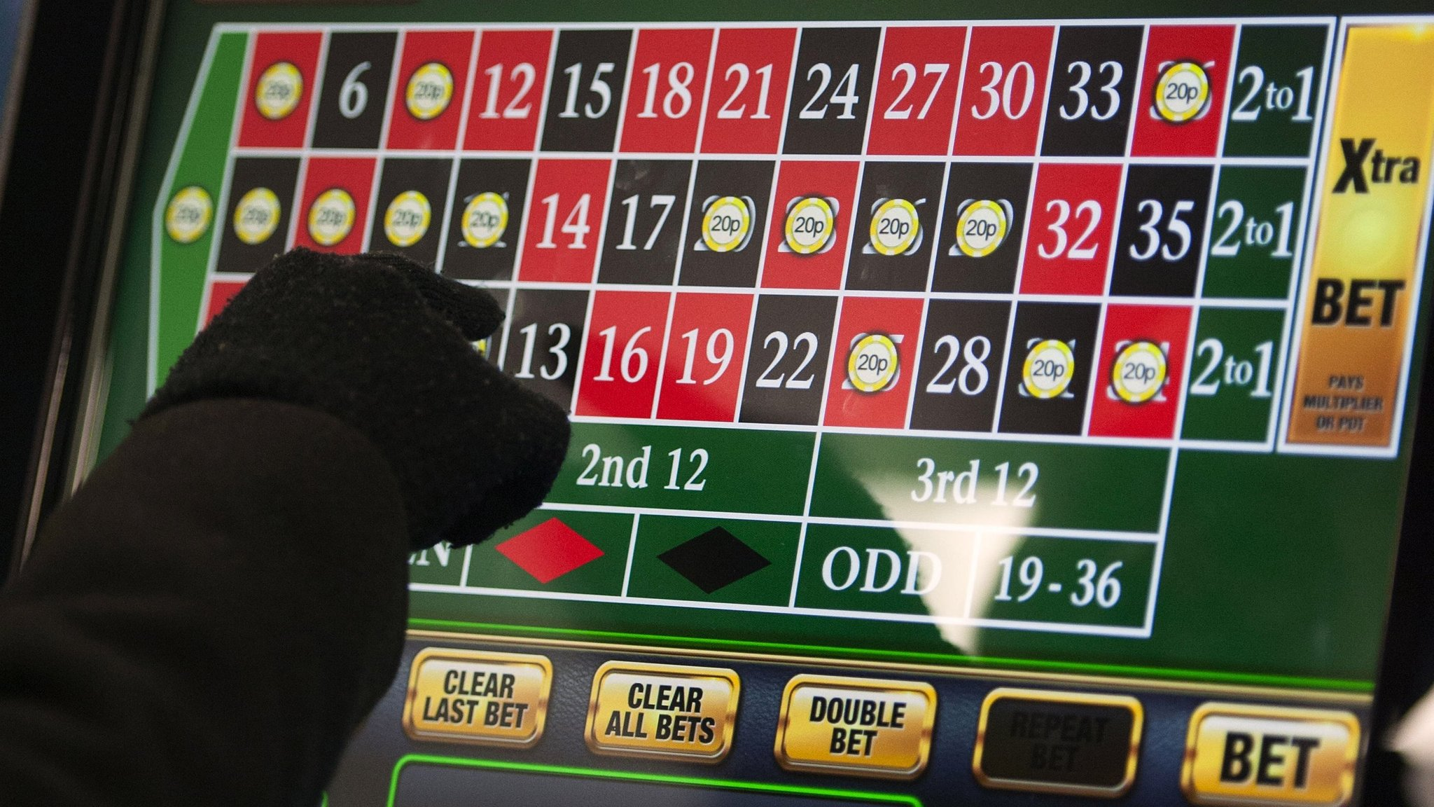 Number's up for William Hill's big money spinner | Financial Times