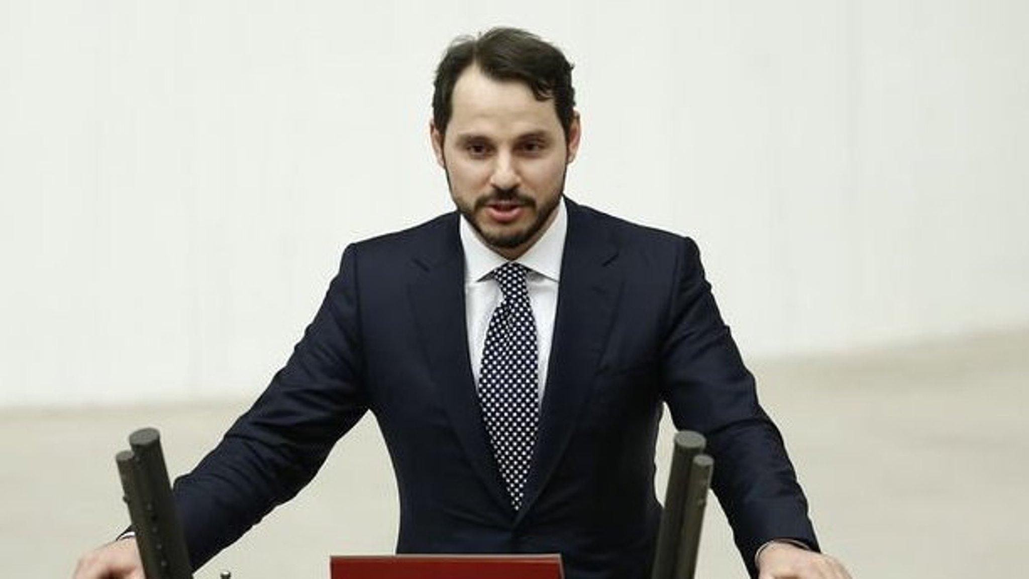 Erdogan Names Son In Law Head Of Turkey S Finance Ministry