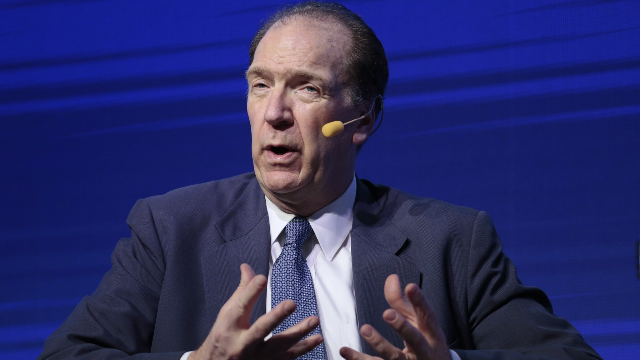 Donald Trump's likely World Bank pick is wary of globalism