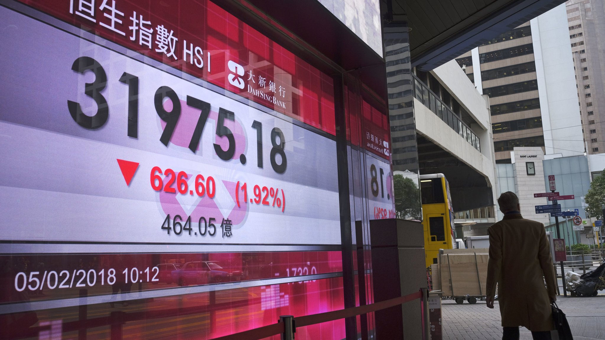 Asian markets tumble as global equity sell-off deepens