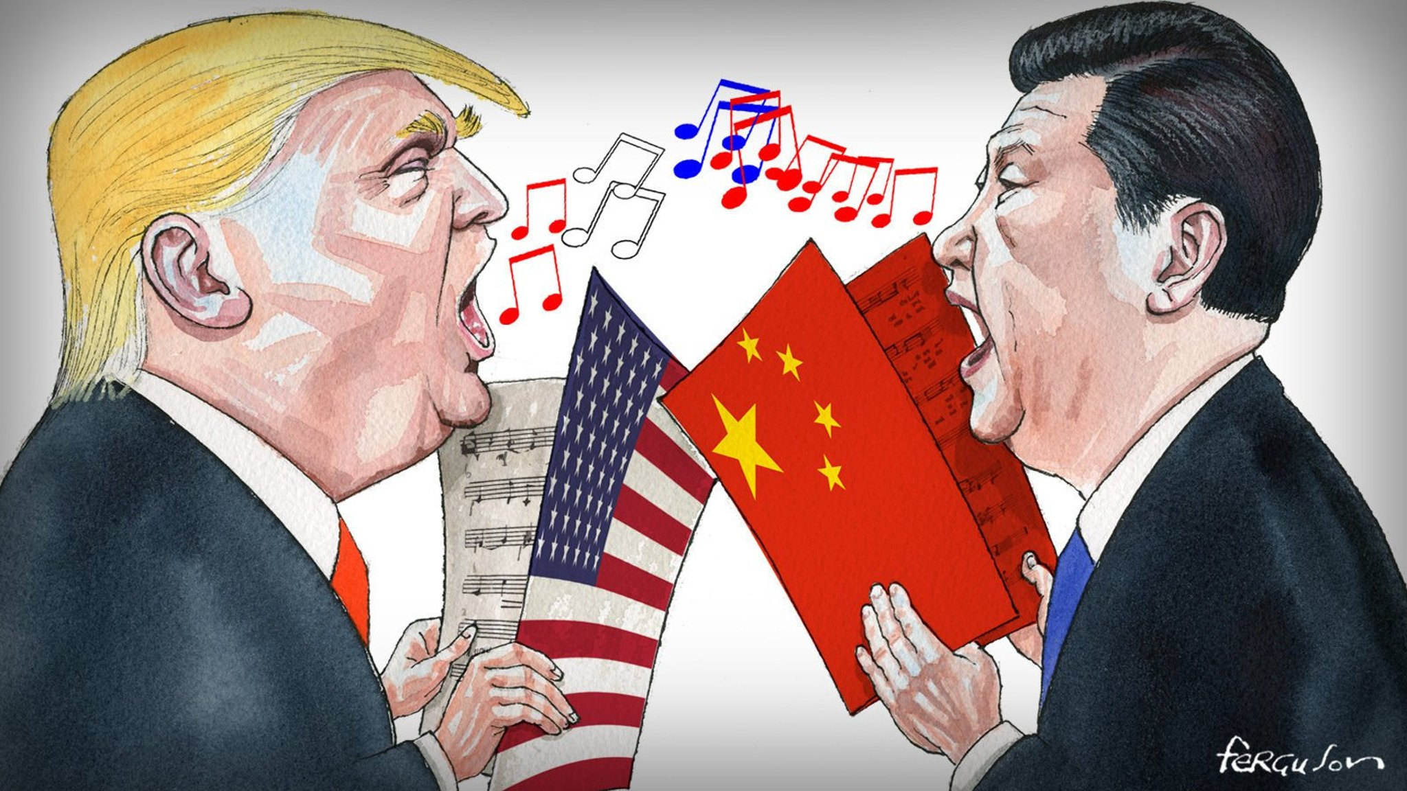 Trump, Xi and the siren song of nationalism