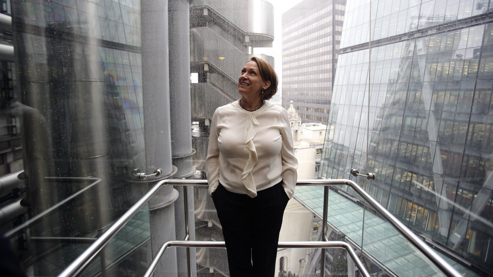 Inga Beale Lloyd S Of London Ceo In Search Of New Risks