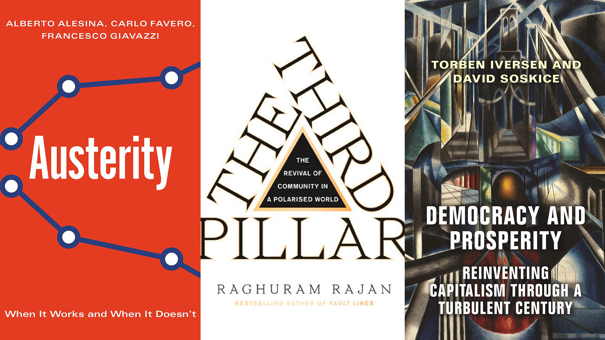 Summer books of 2019: Economics | Financial Times