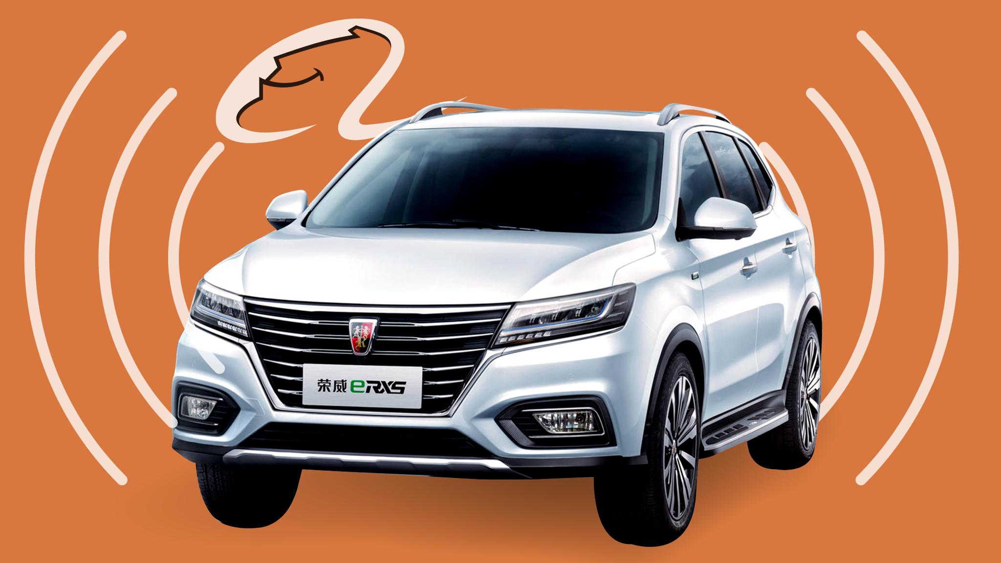 China s tech titans set sights on car innovation