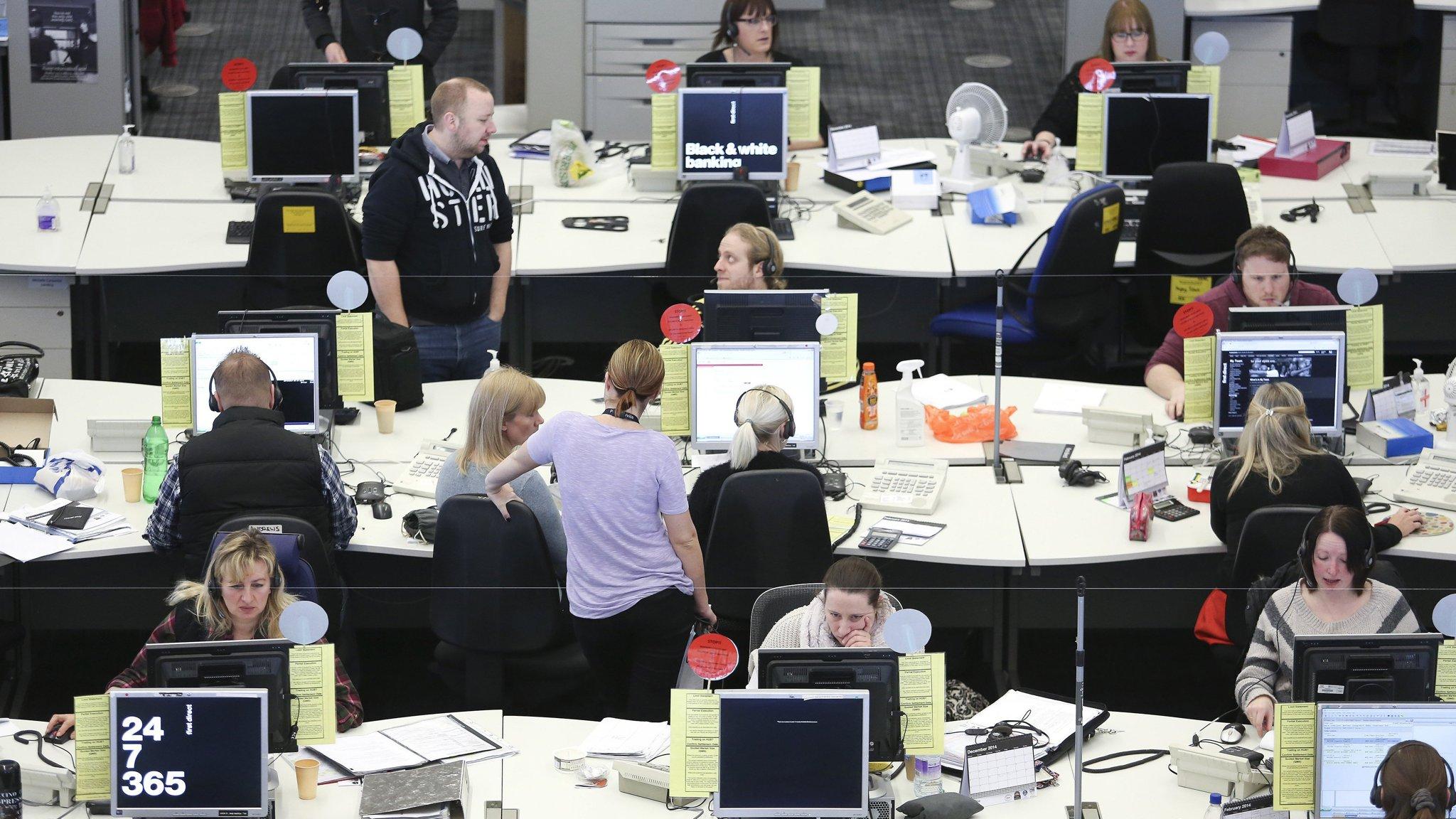 HSBC caps back-office bonuses for thousands despite profit