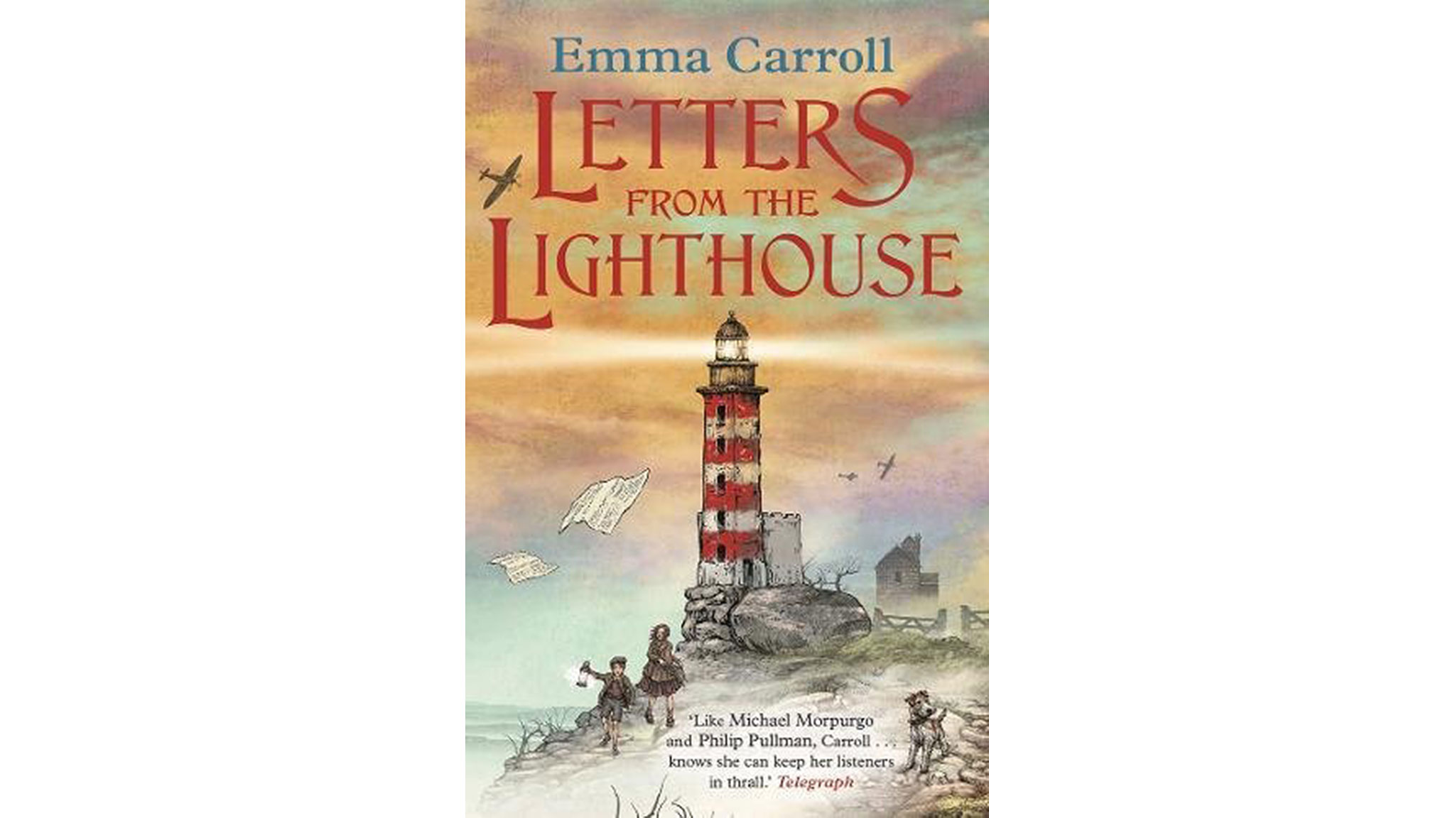 Short review: Letters from the Lighthouse by Emma Carroll   Financial Times