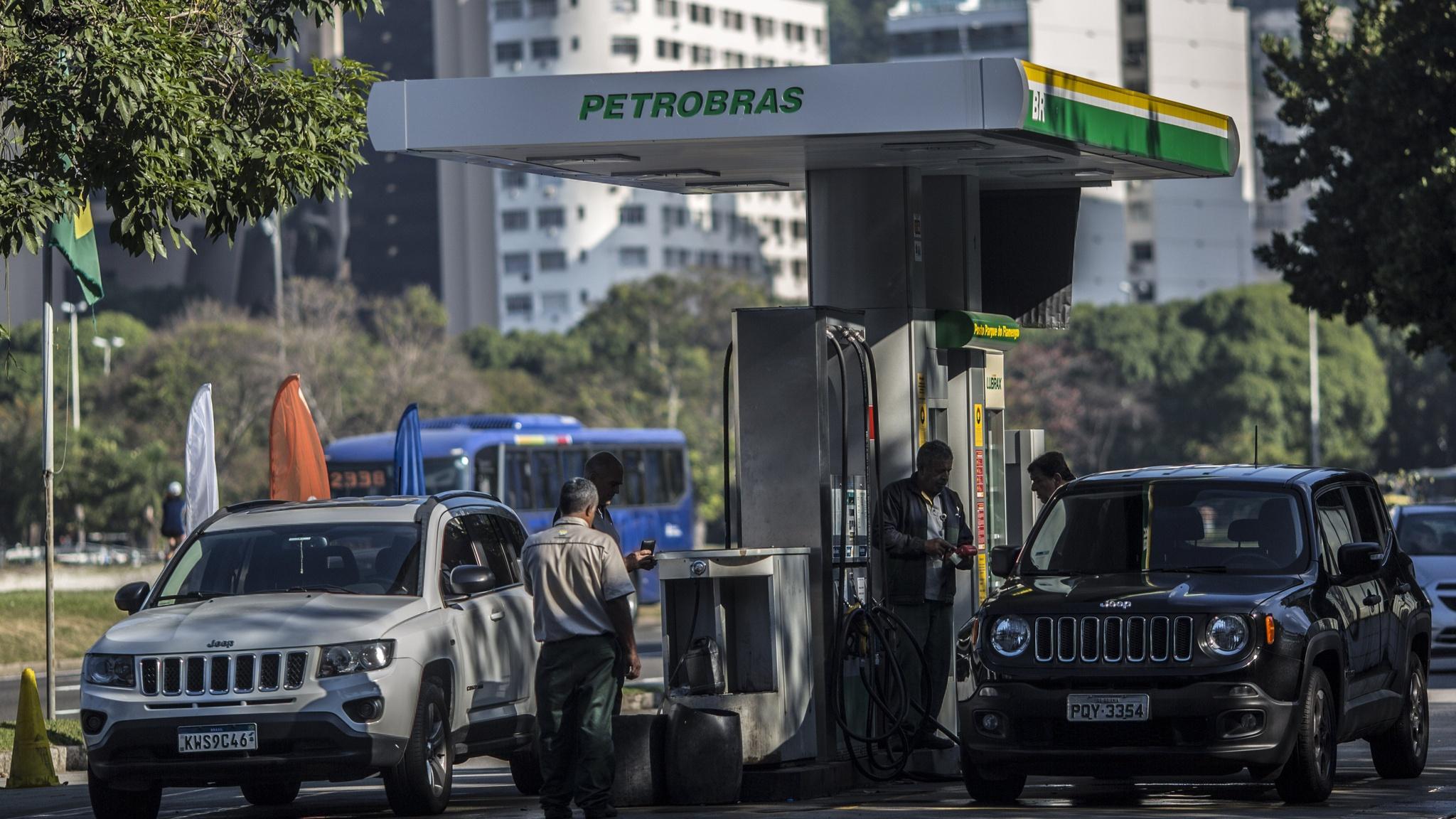 Brazil's Petrobras sees jump in second quarter profits