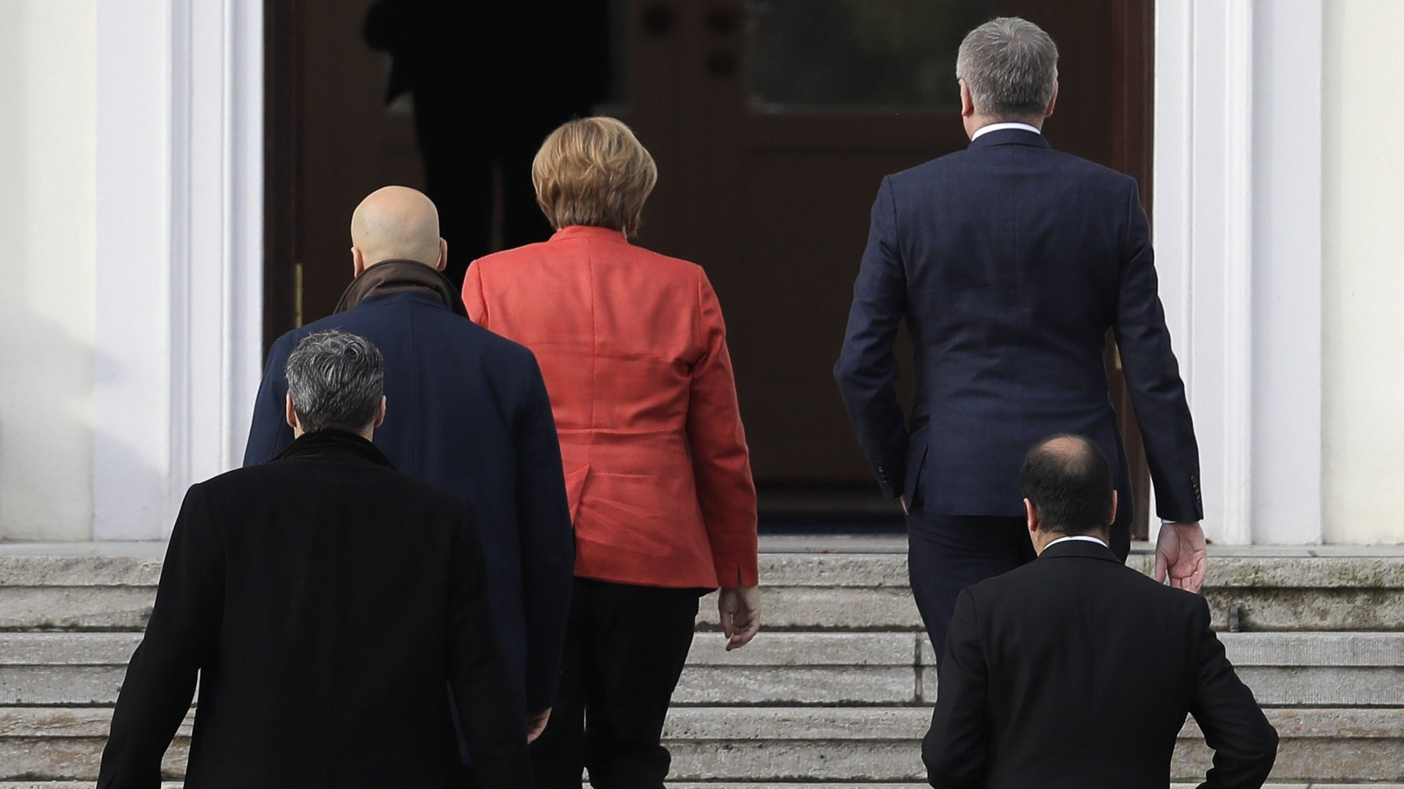 Angela Merkel faces worst political crisis of her career