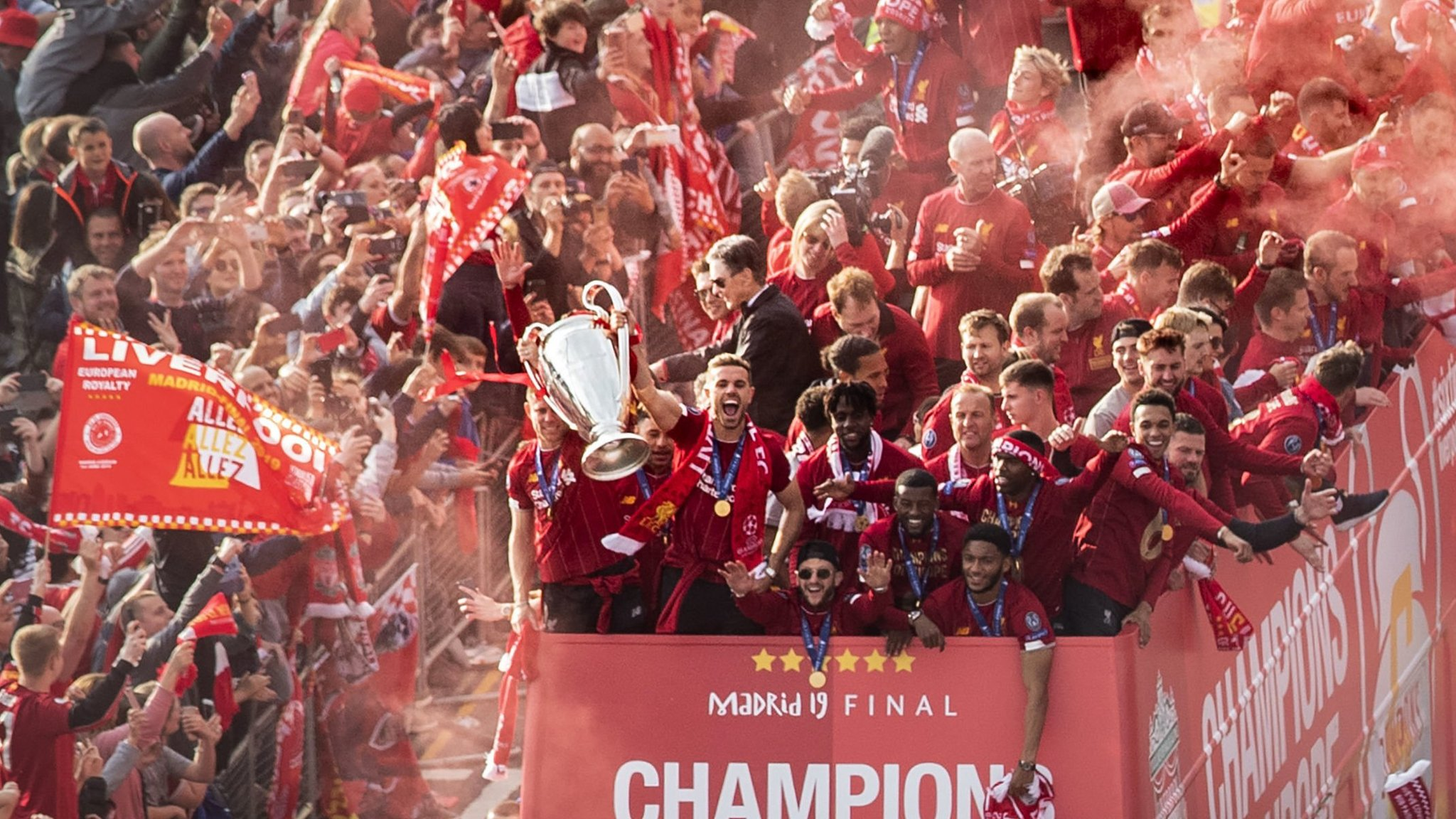 Liverpool win Champions League battle of budgets | Financial