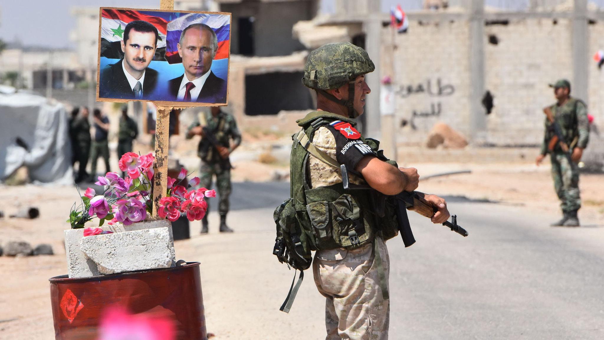 idlib syria war ile ilgili görsel sonucu