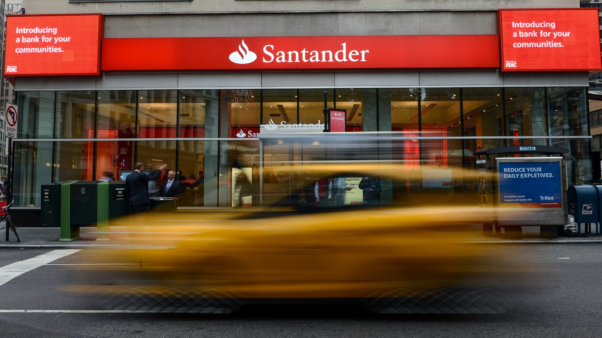 Santander consumer shares tumble on earnings delay - Santander consumer finance home ...