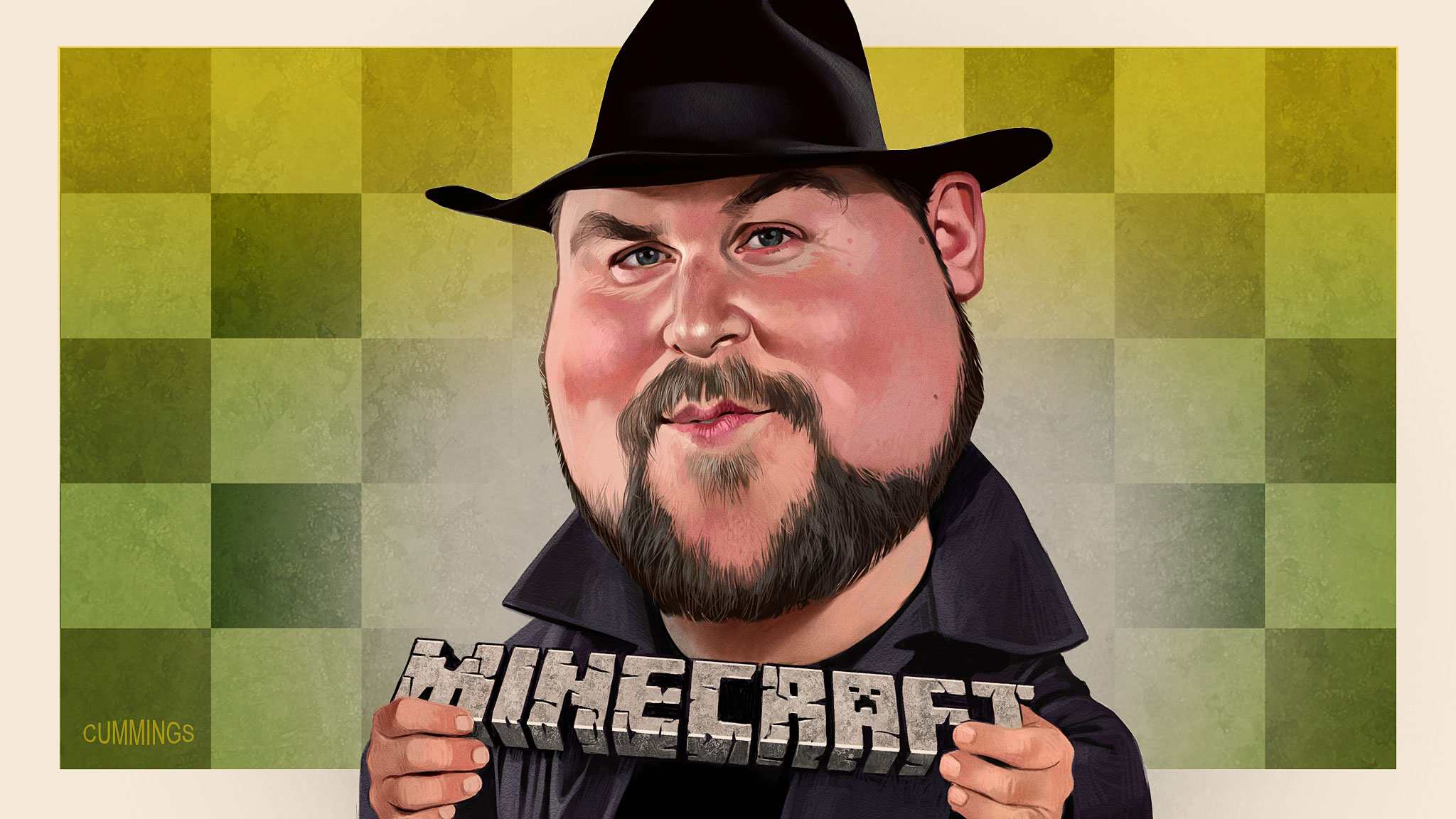 Markus Persson The Nerd Who Crafted A Gaming Gold Mine Financial Times