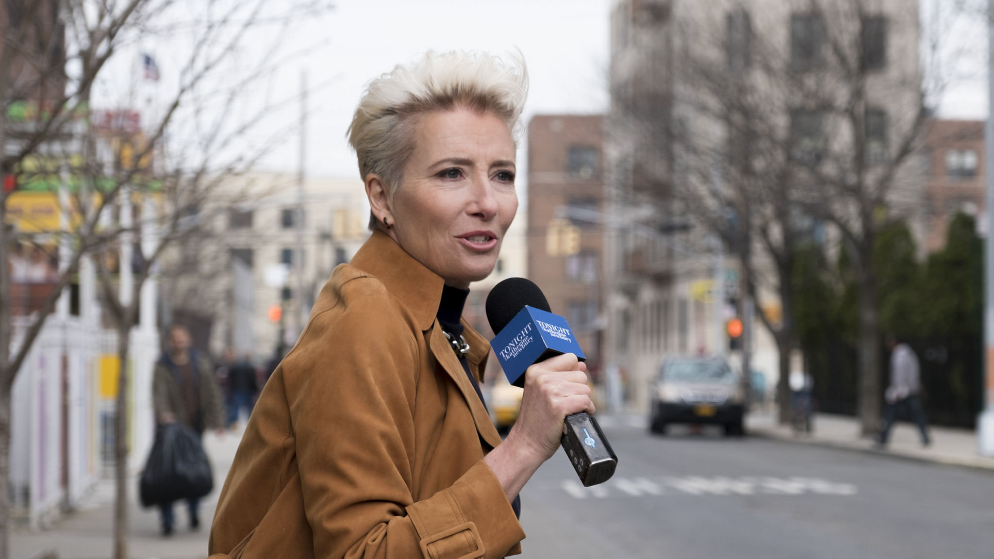Emma Thompson And Mindy Kaling Star In Late Night A Comedy Movie About Tv Comedy Financial Times