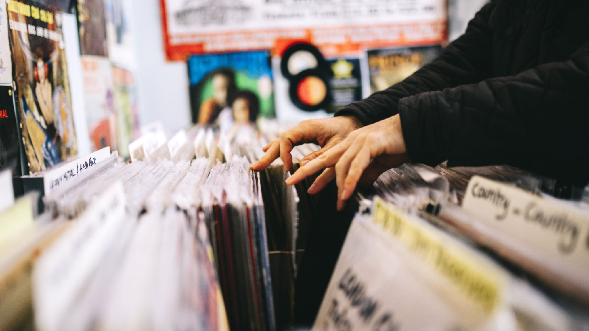 Counterfeit crackdown as vinyl revival rekindles bootlegging