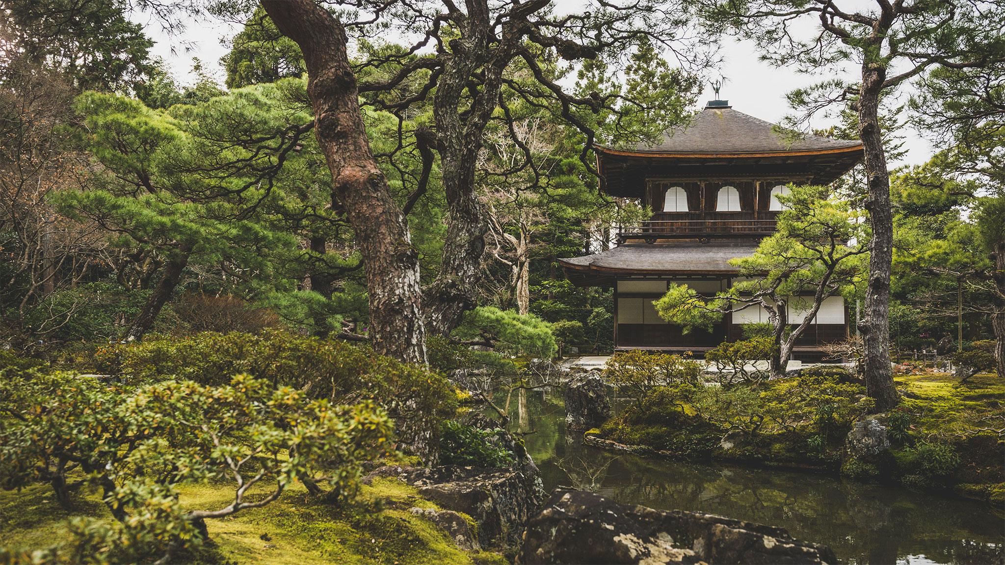 Japanese garden design bows to the moon | Financial Times