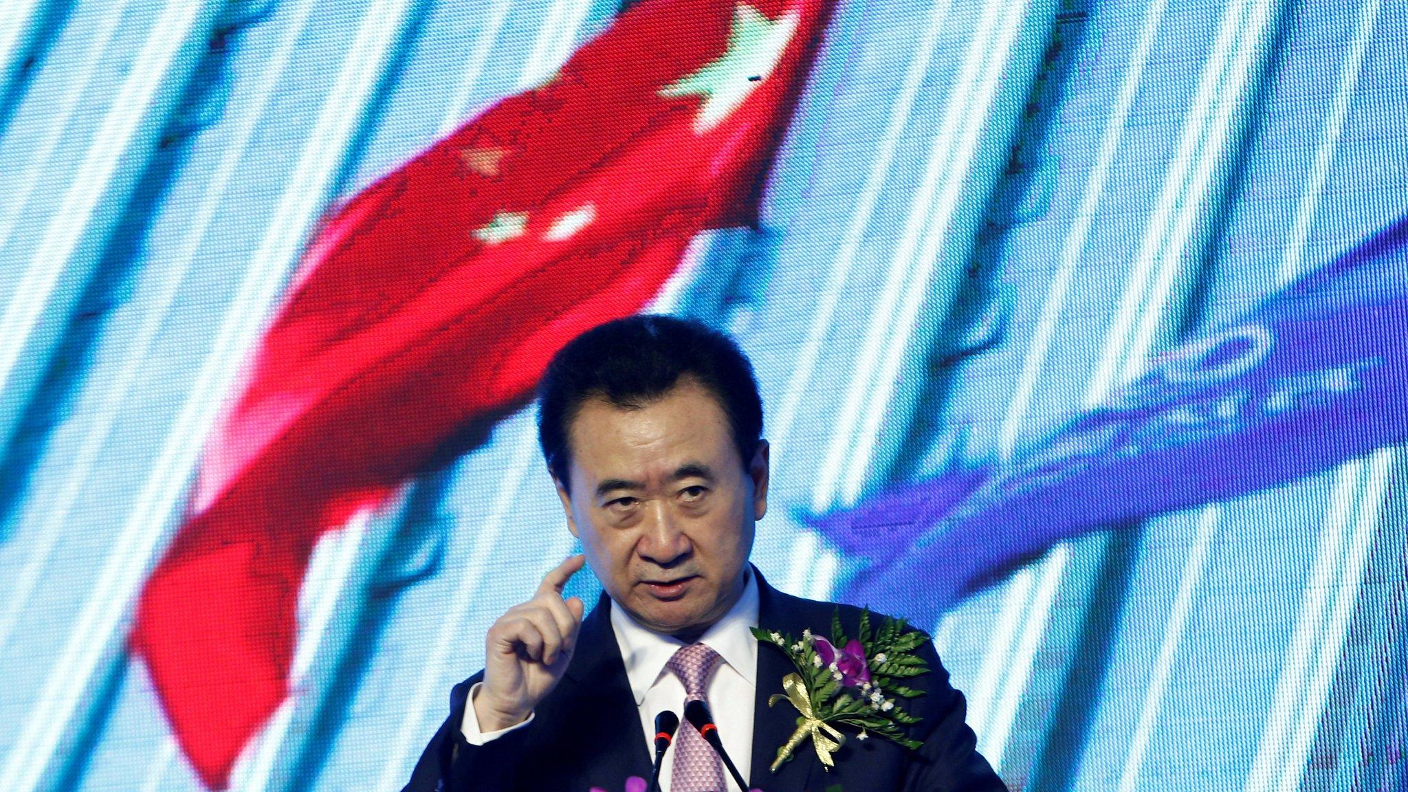Dalian Wanda pledges to clear overseas debt as revenues drop