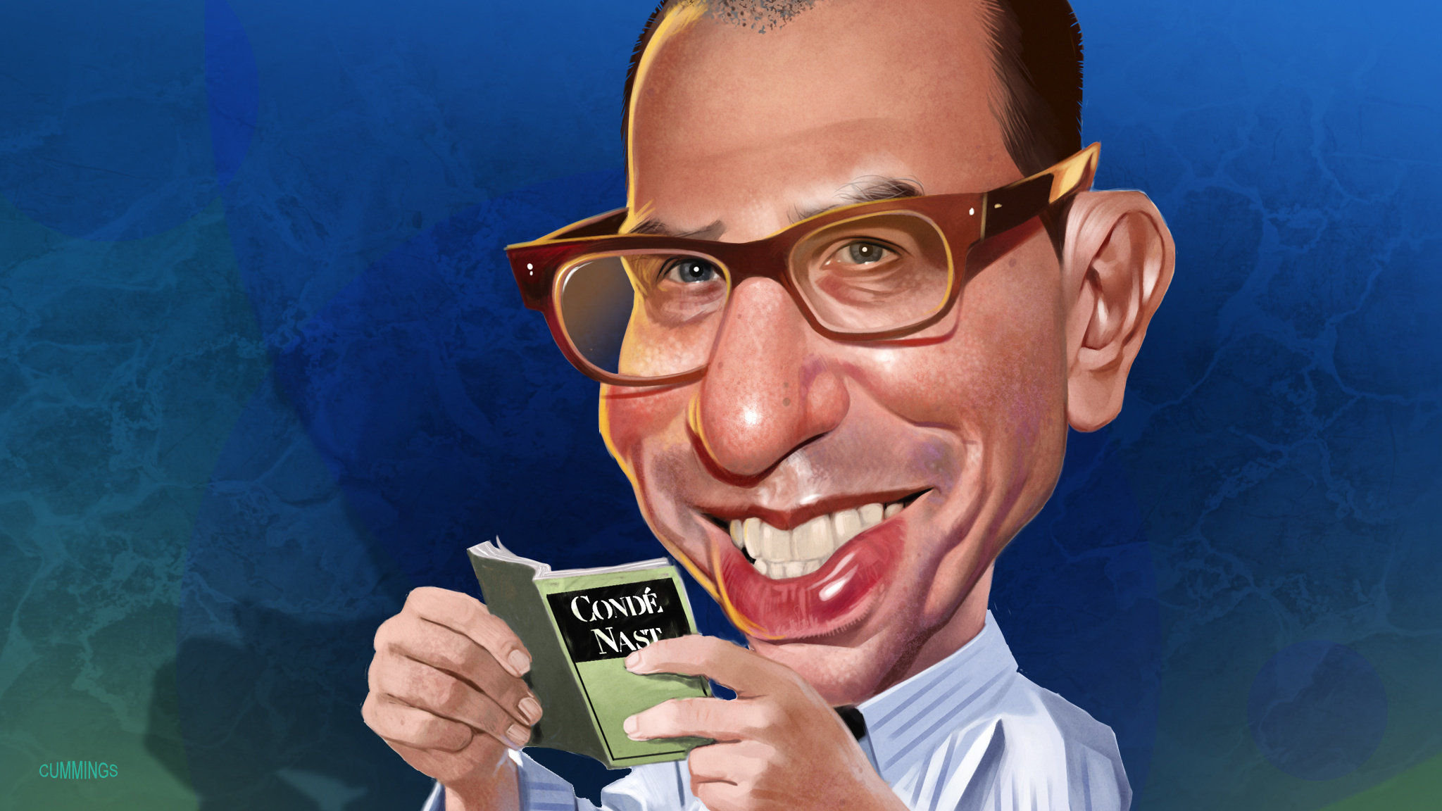 Jonathan Newhouse A Sweet Billionaire Shows His Mettle Financial Times