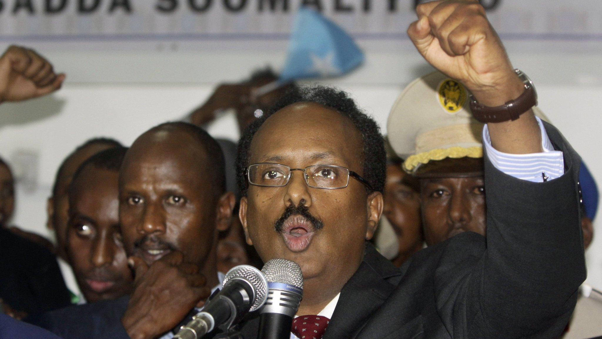Somalia's President Mohamed takes power in fragile state | Financial