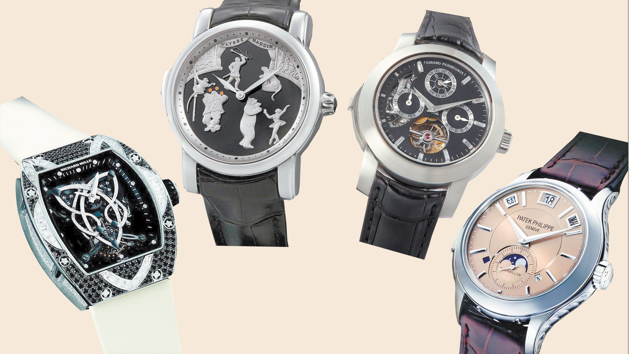 New generation of watch collectors sets the pace in the saleroom