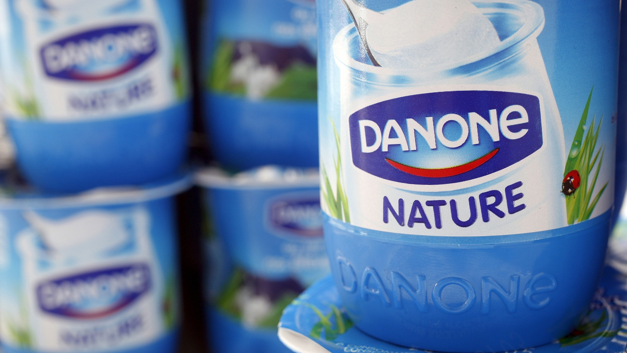 Baby food and water units help lift Danone sales