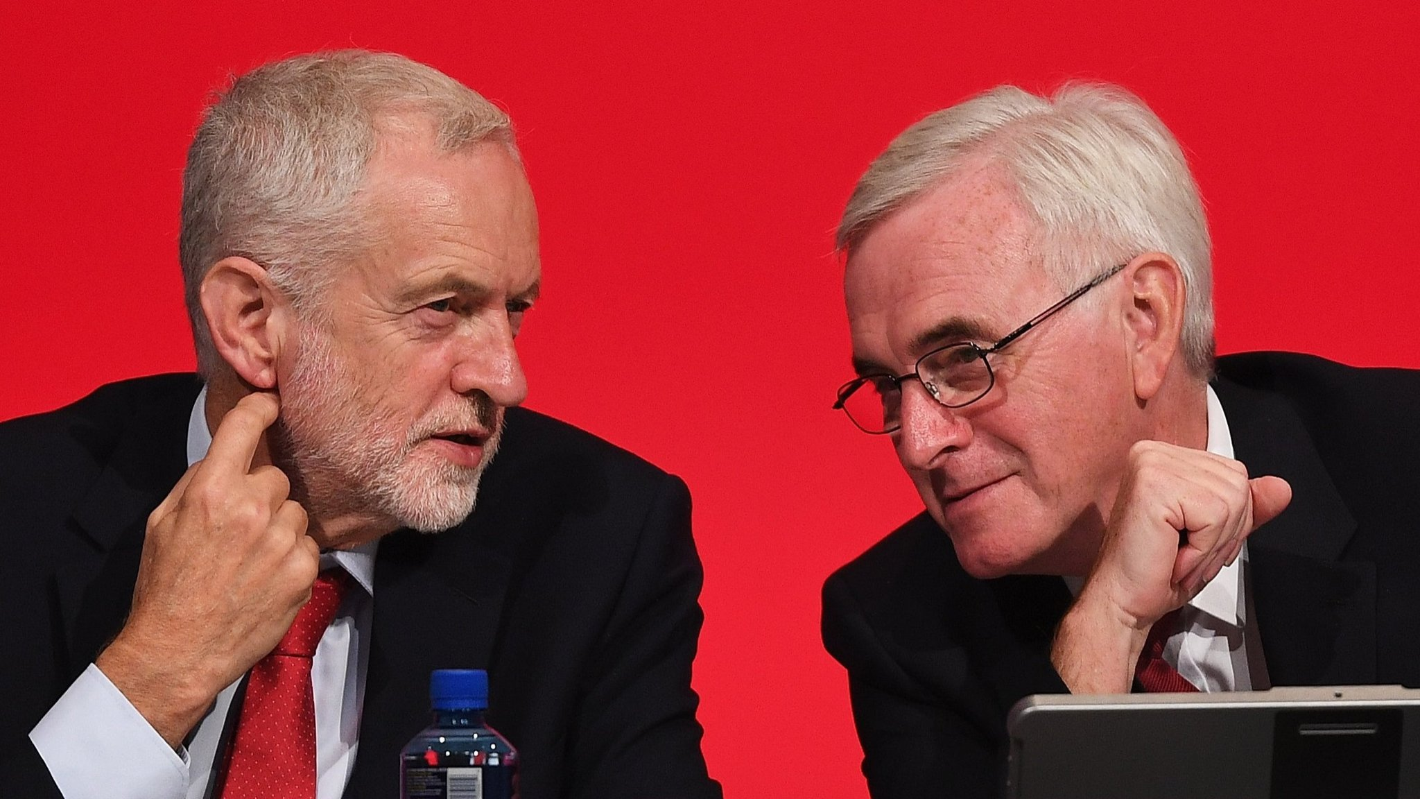John McDonnell says he will step down if Labour lose election