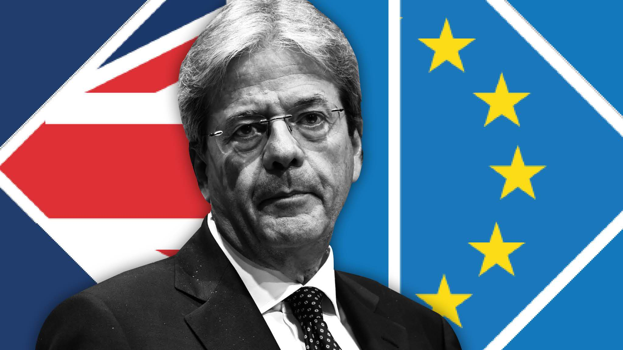 Italy's Paolo Gentiloni calls for 'tailor-made' UK-EU trade deal