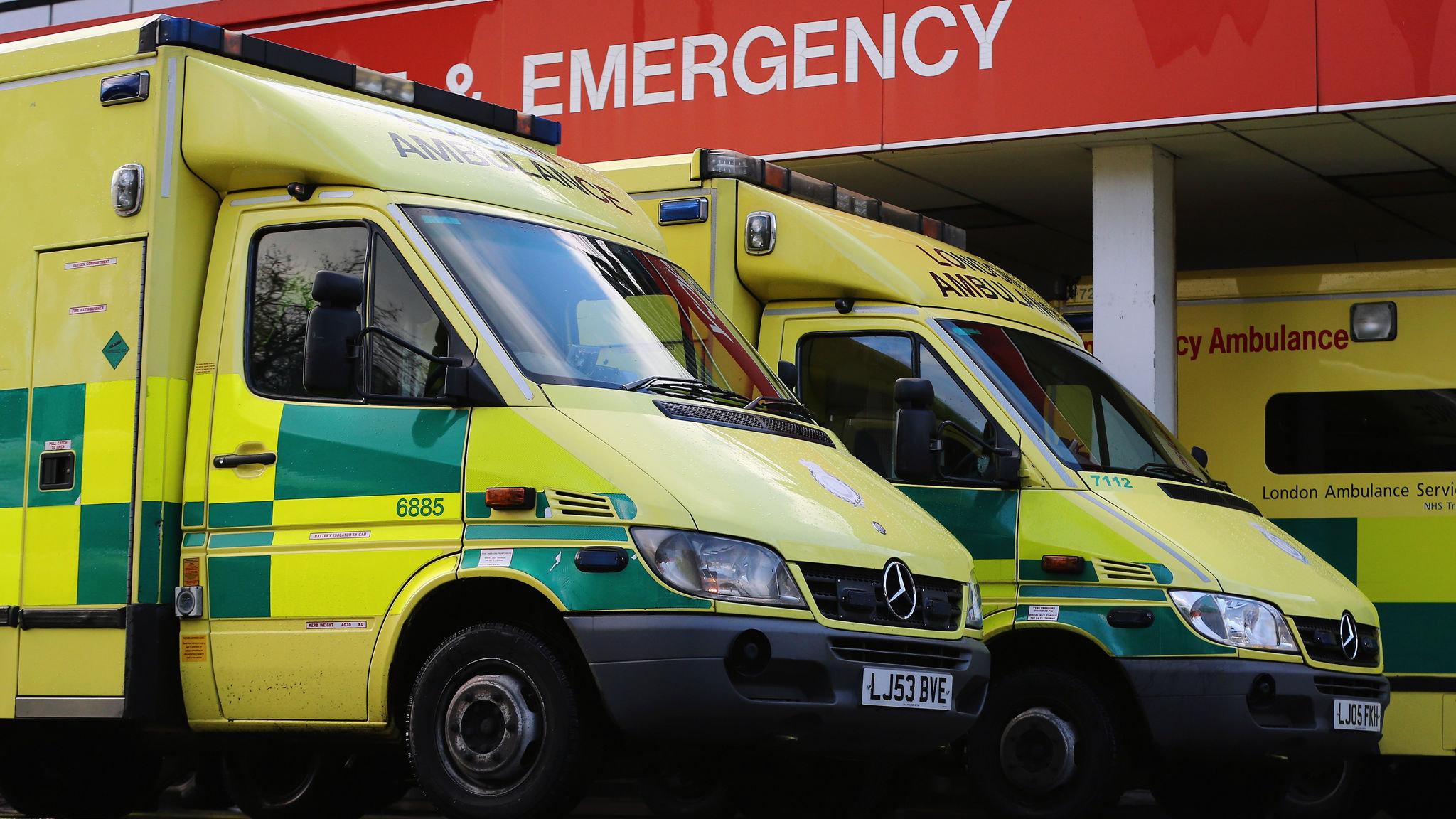NHS misses targets for A&E waiting times in November