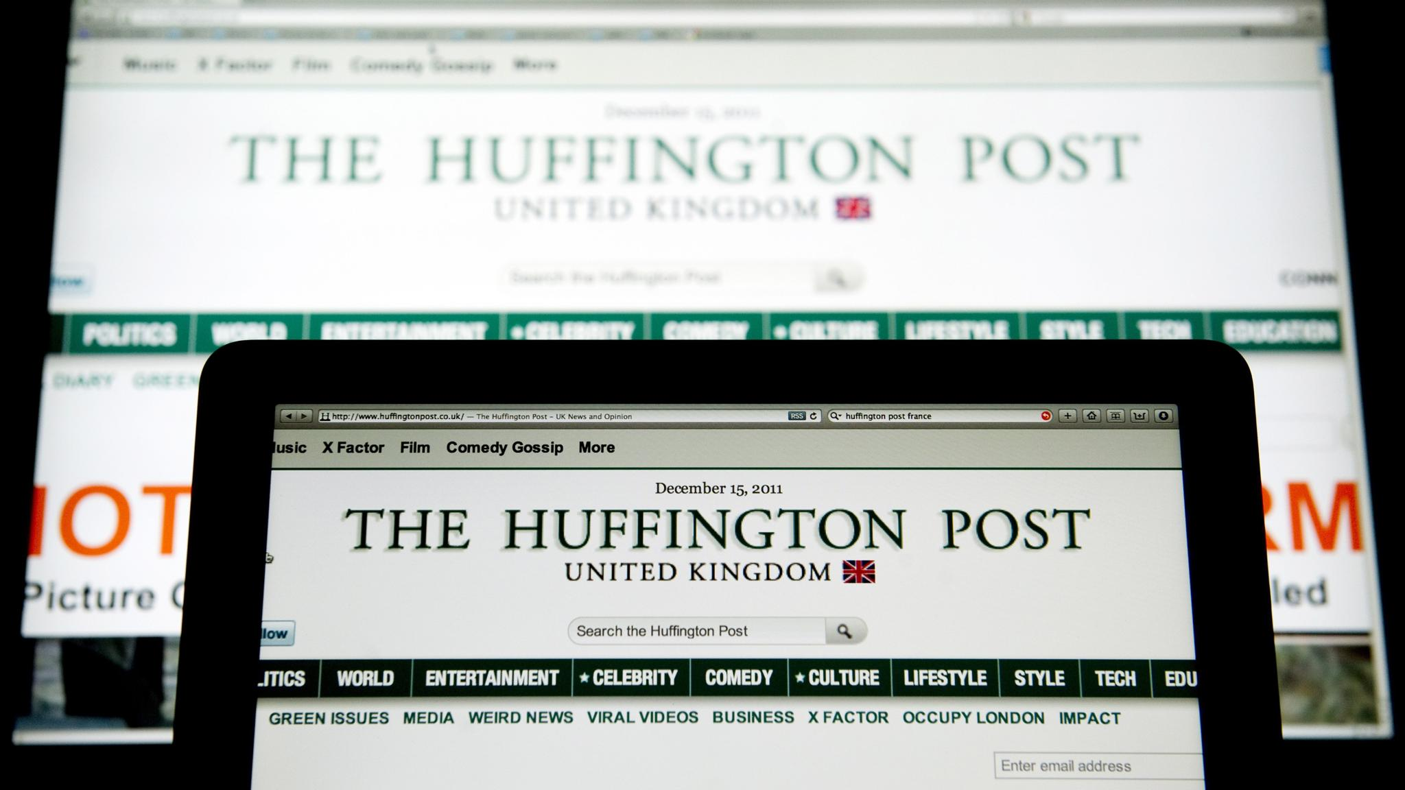 Huffington post new pictures