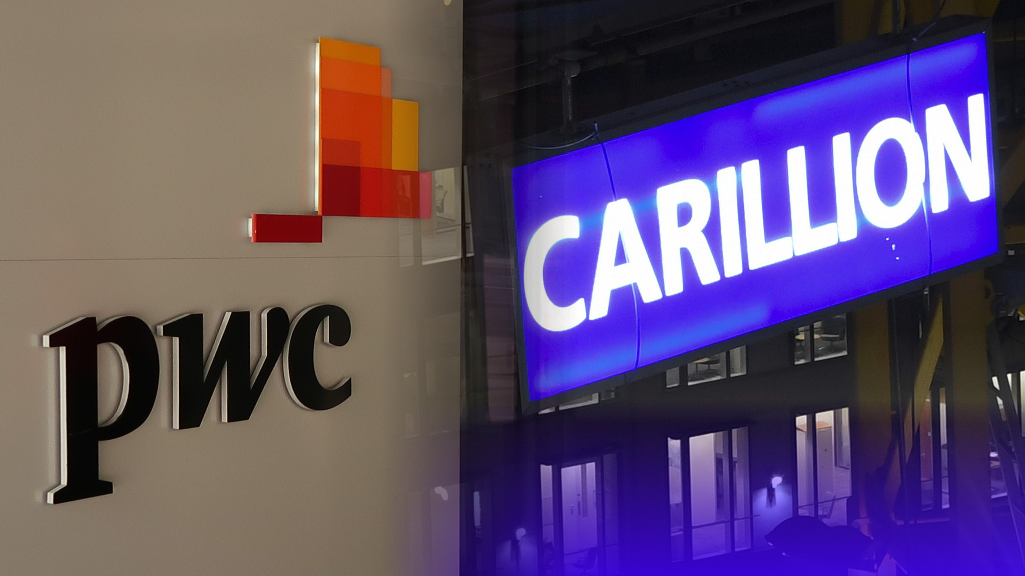 PwC's multiple roles with Carillion come under scrutiny