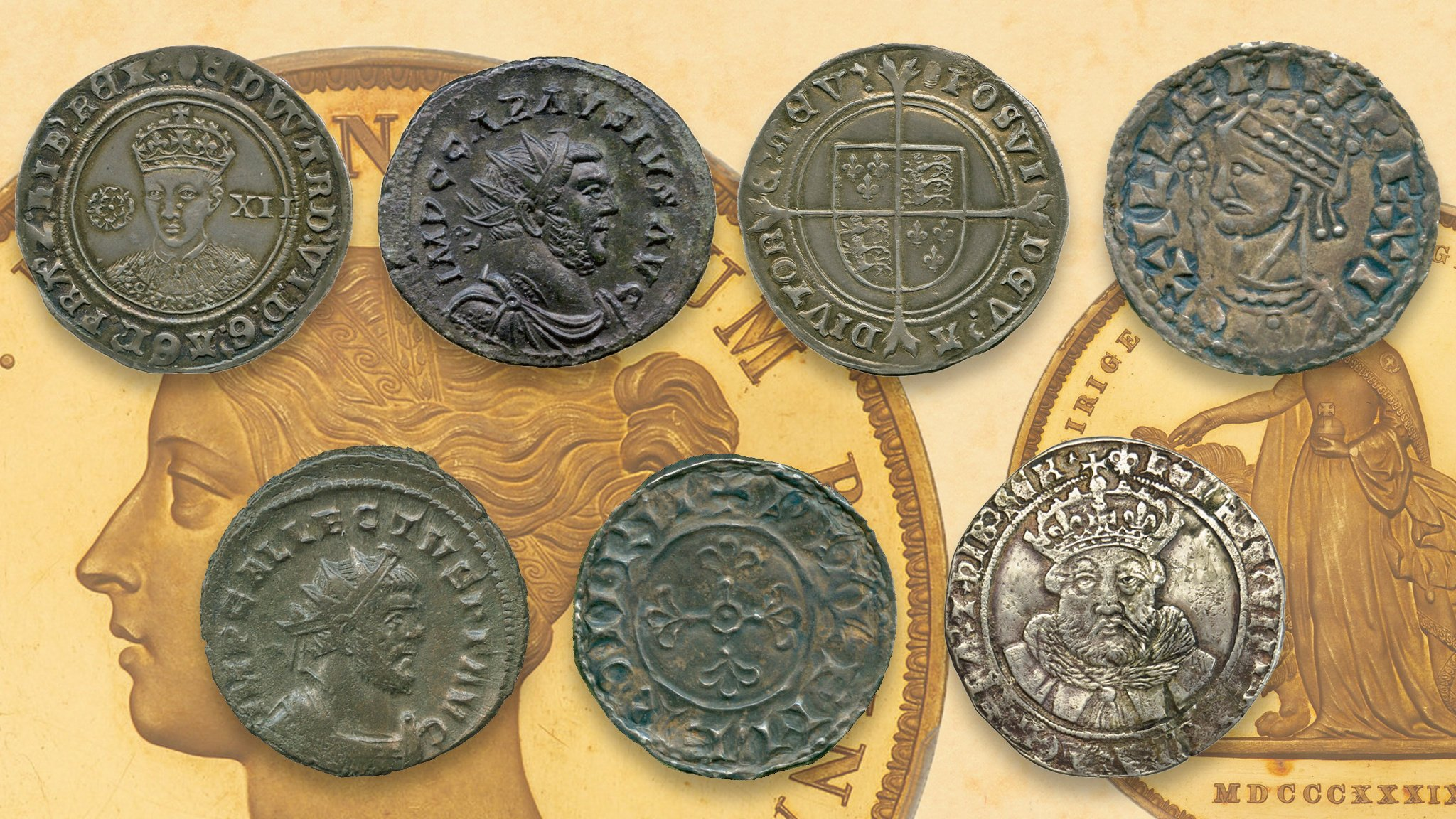 Coin collecting: making money through the ages | Financial Times