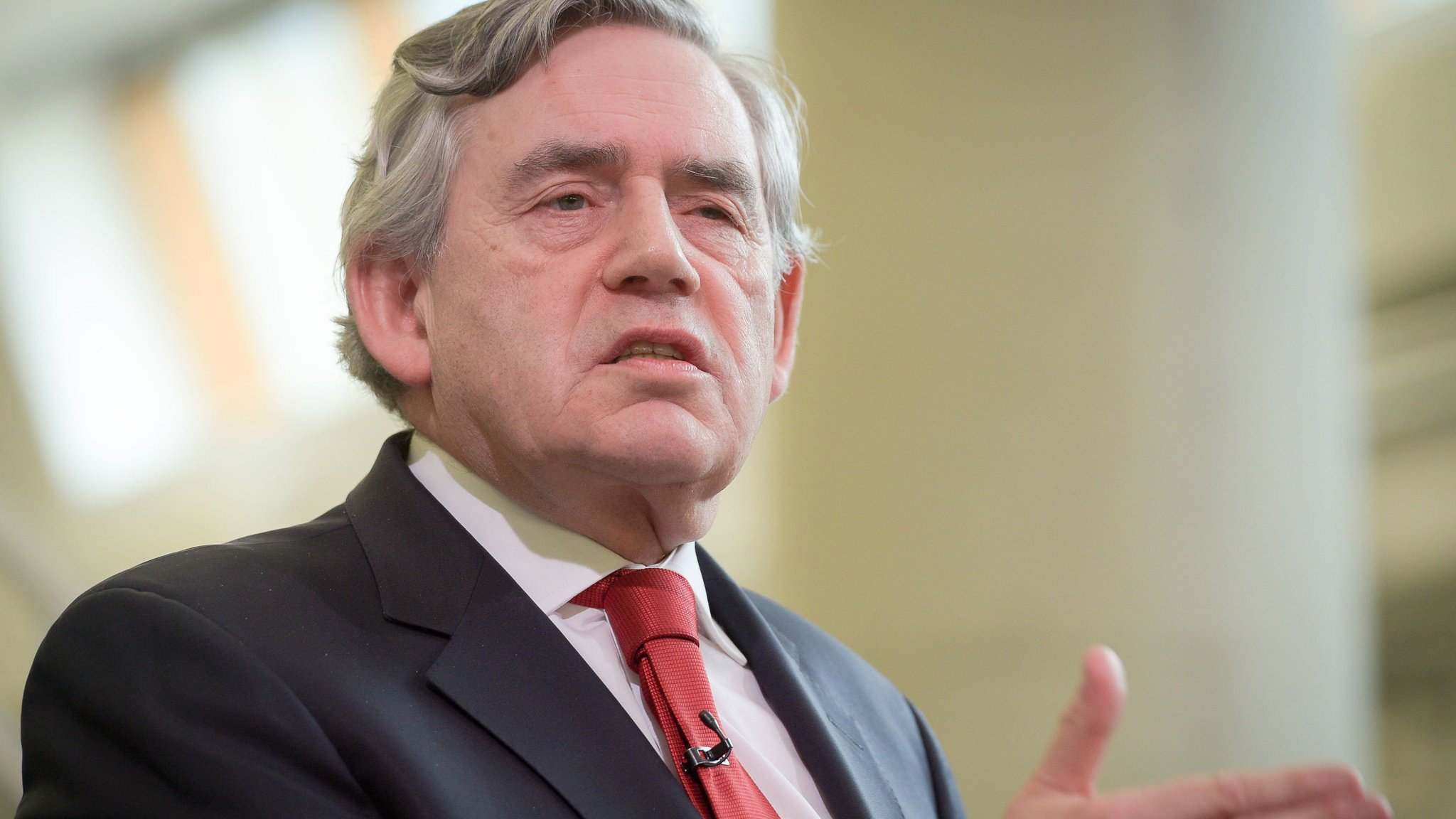 Gordon Brown latest victim of phone hacking scandal