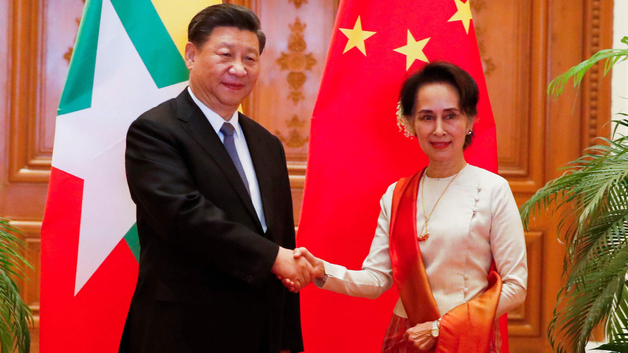 China and Myanmar sign off on Belt and Road projects