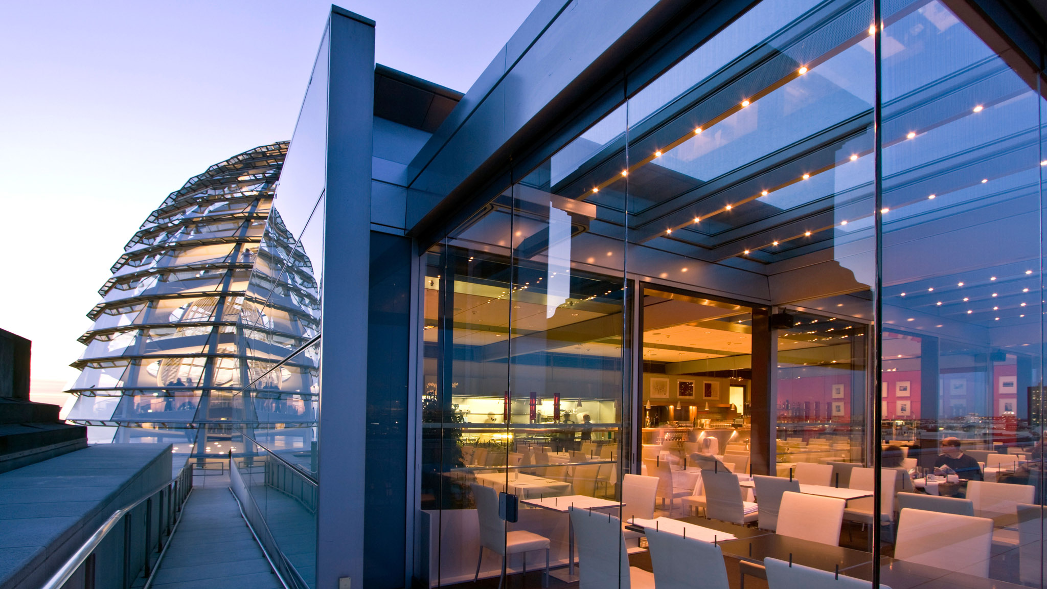 reichstag rooftop restaurant berlin. Black Bedroom Furniture Sets. Home Design Ideas