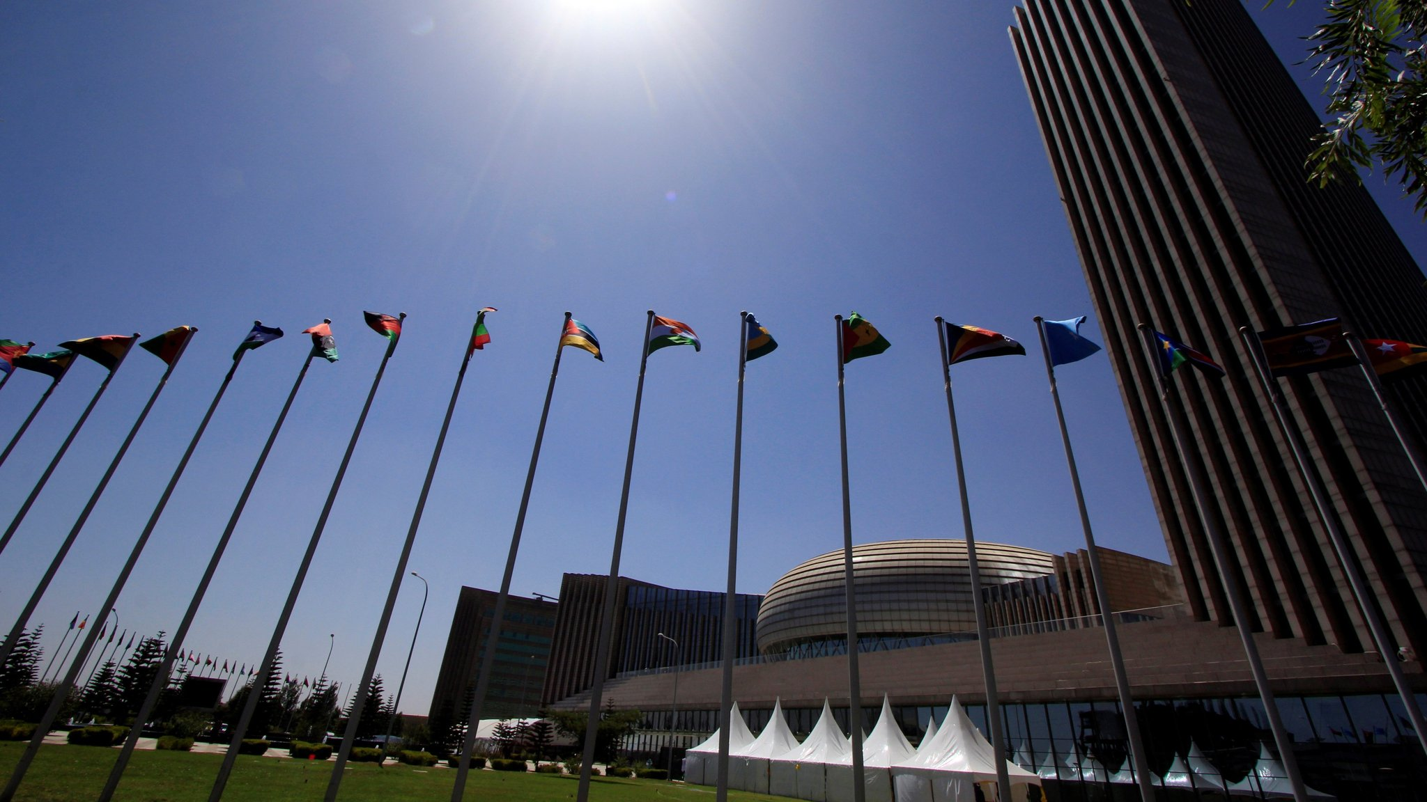 African Union accuses China of hacking headquarters