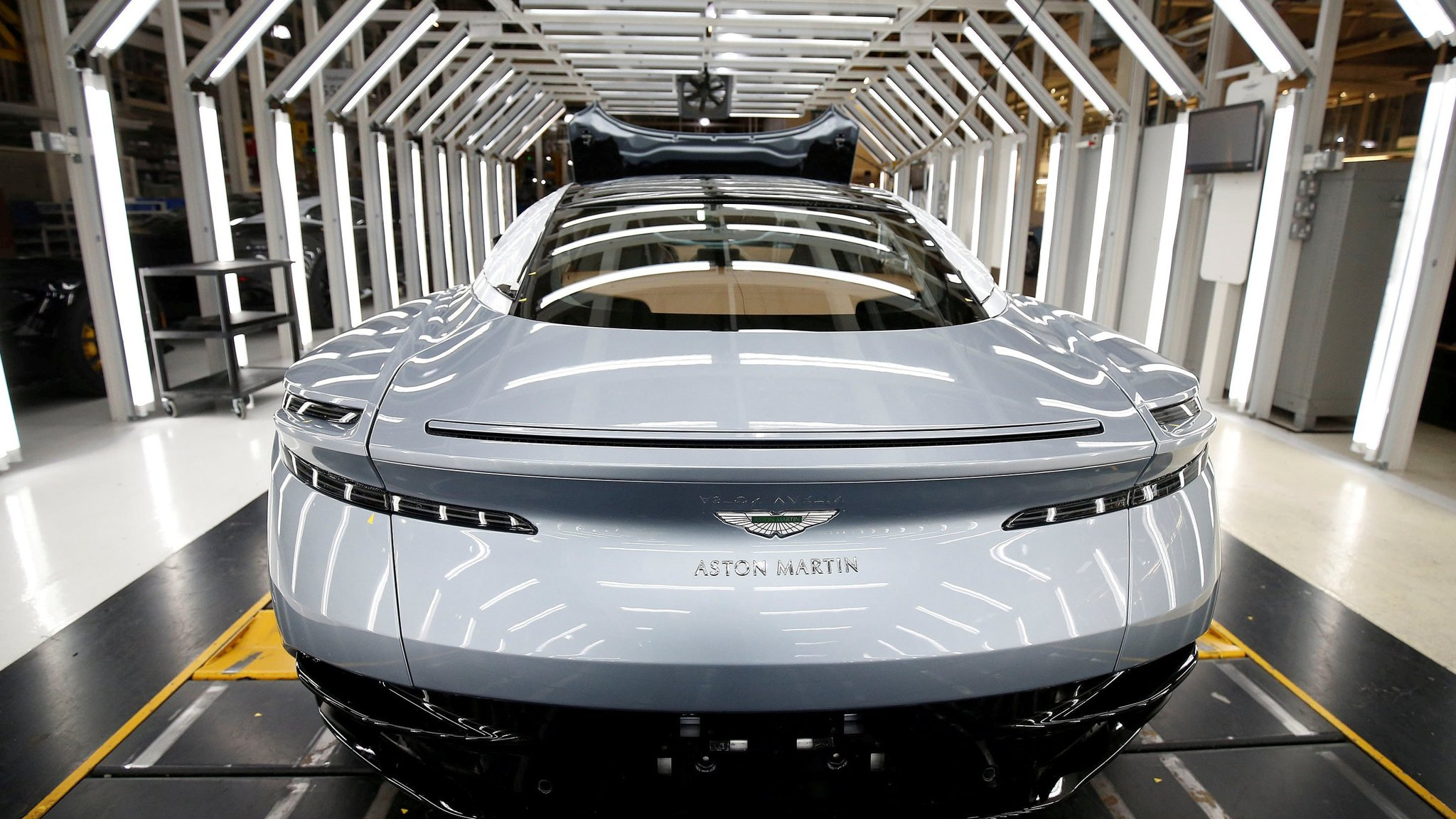Aston Martin Board Meets Over Emergency Fundraising Financial Times