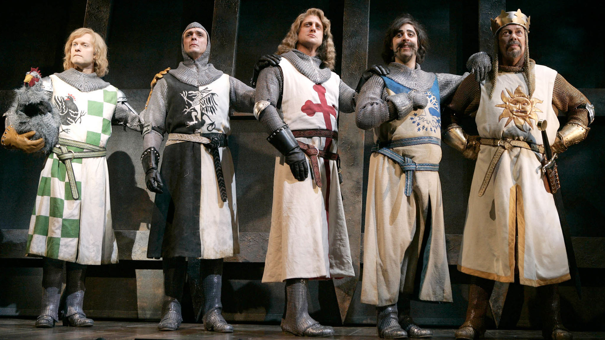 Monty Python And The Holy Grail Producer Wins Spamalot Trial Financial Times