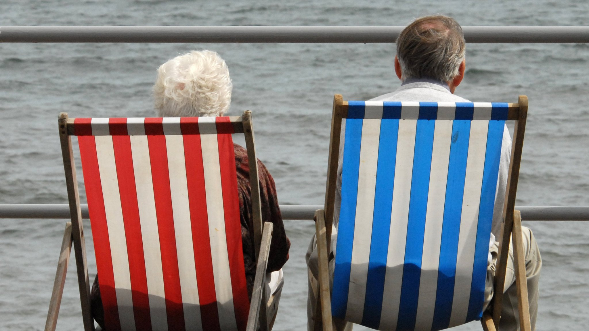 Retirees are not the only ones who need a break