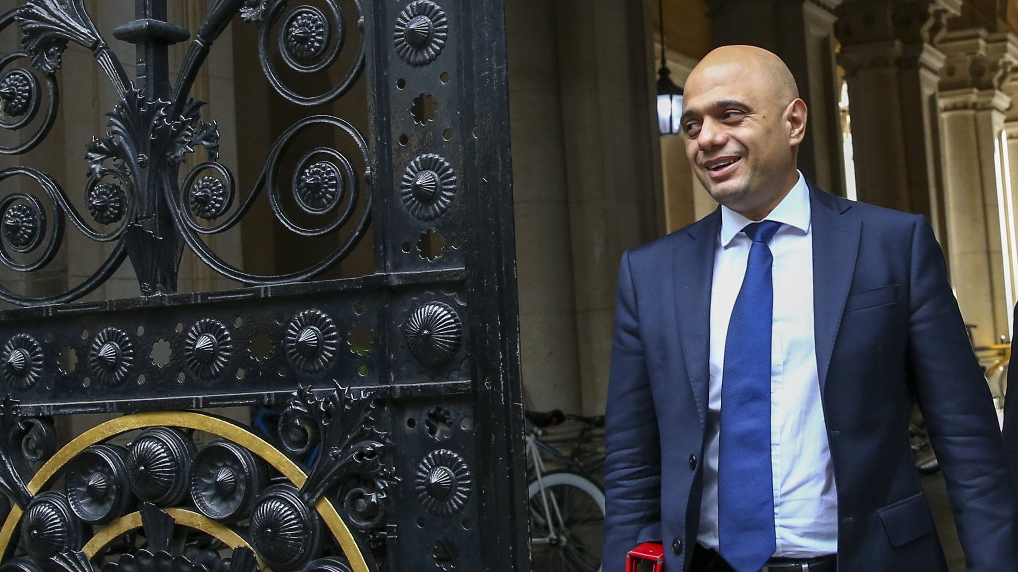 Sajid Javid's UK investment plans receive cool reception from IMF
