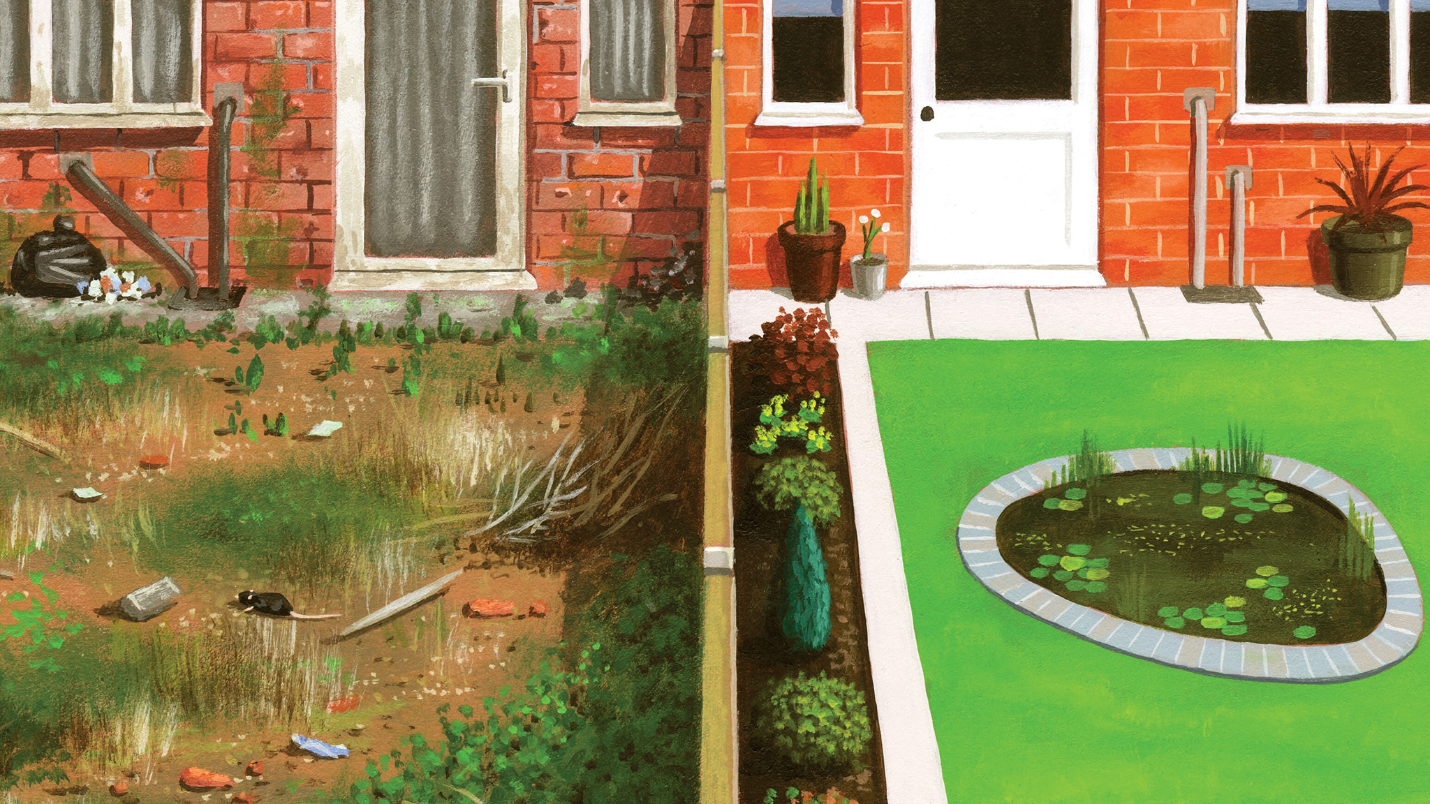 Property law the garden next door is a jungle what can i do property law the garden next door is a jungle what can i do financial times spiritdancerdesigns Image collections