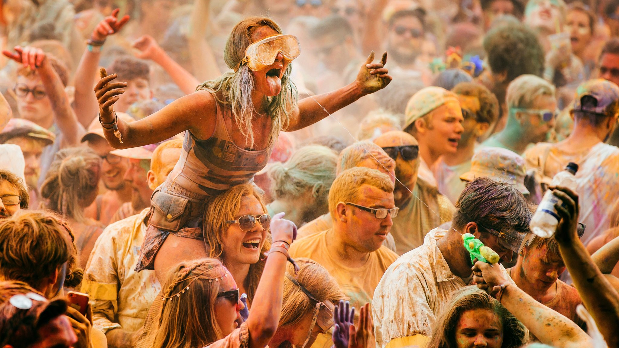 Has the UK's festival scene reached saturation point? | Financial Times