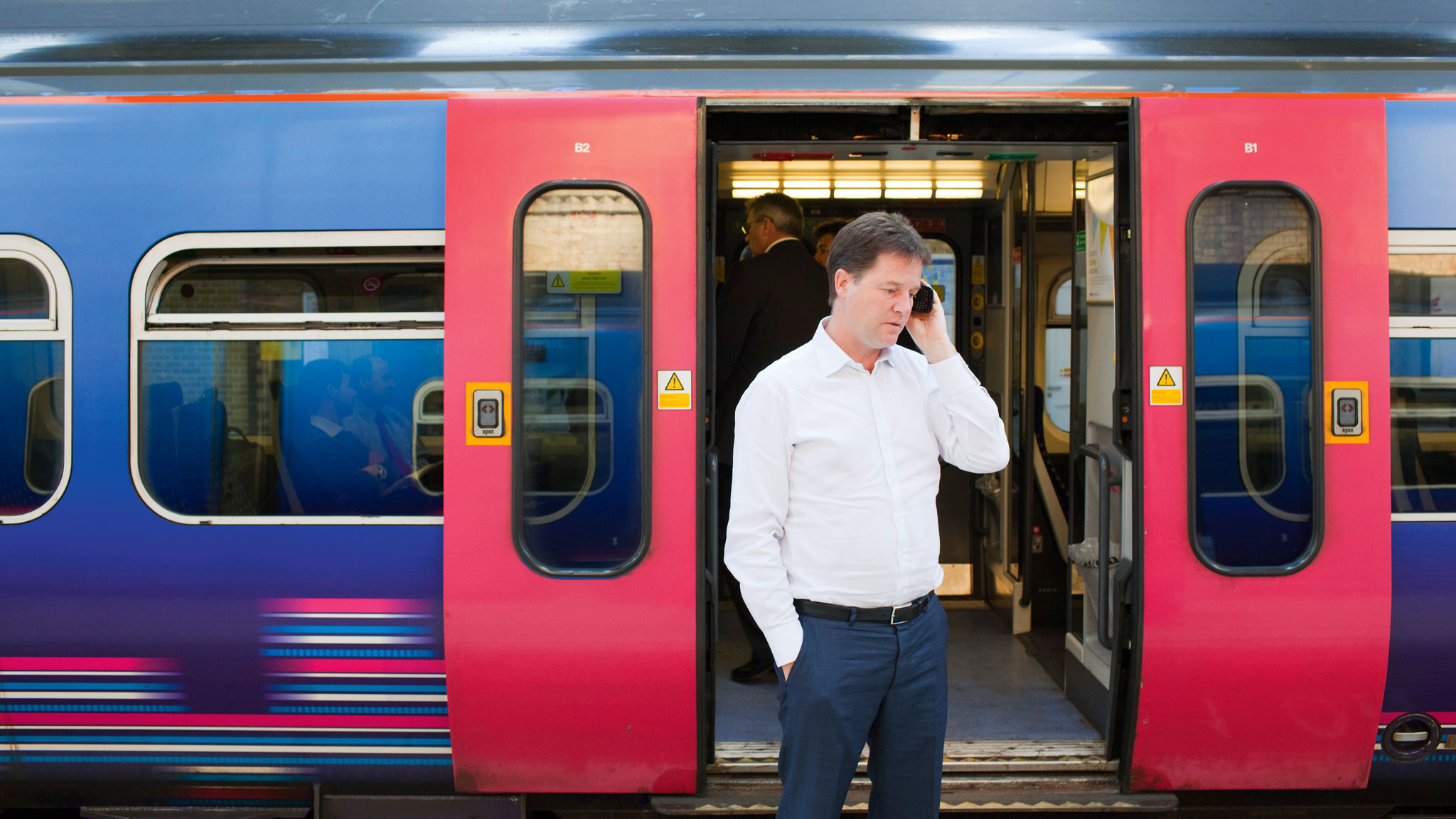 Nick Clegg: the fightback