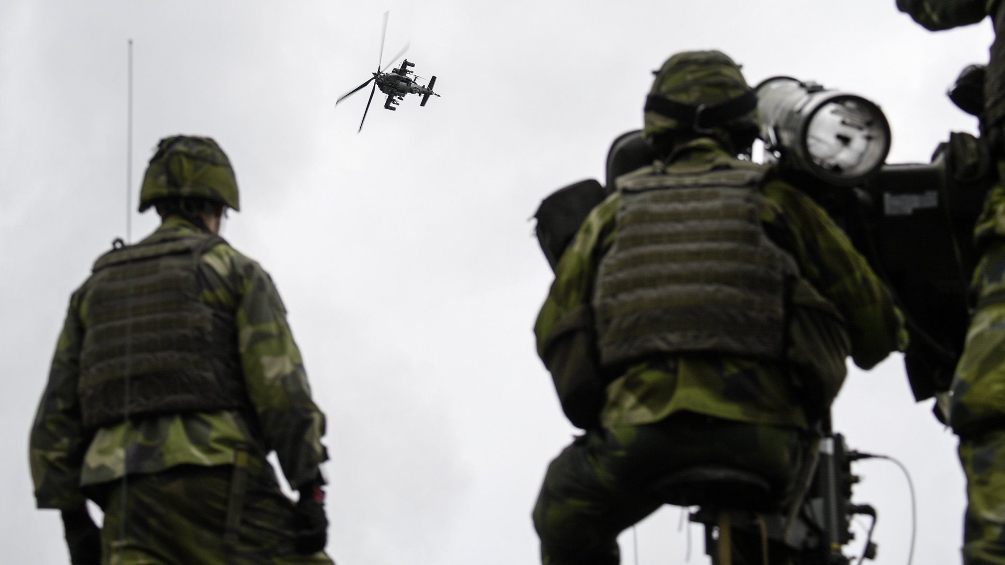 Swedes told how to prepare for war as Russia fears grow