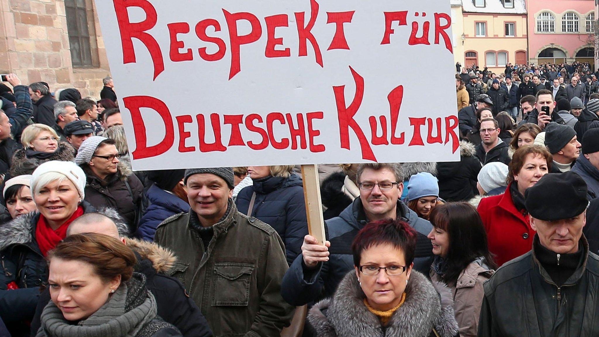 German Politics Russia S Next Target