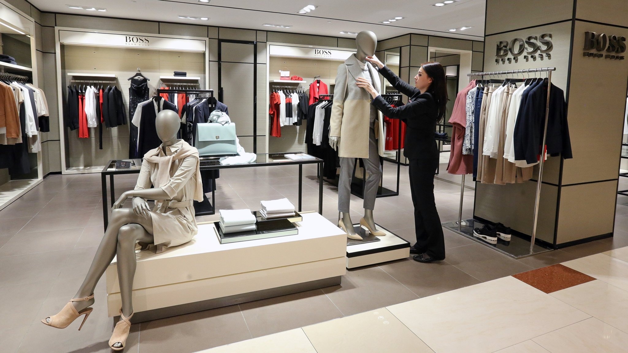 4b3c10e3c Hugo Boss beats expectations driven by Asia and online sales   Financial  Times