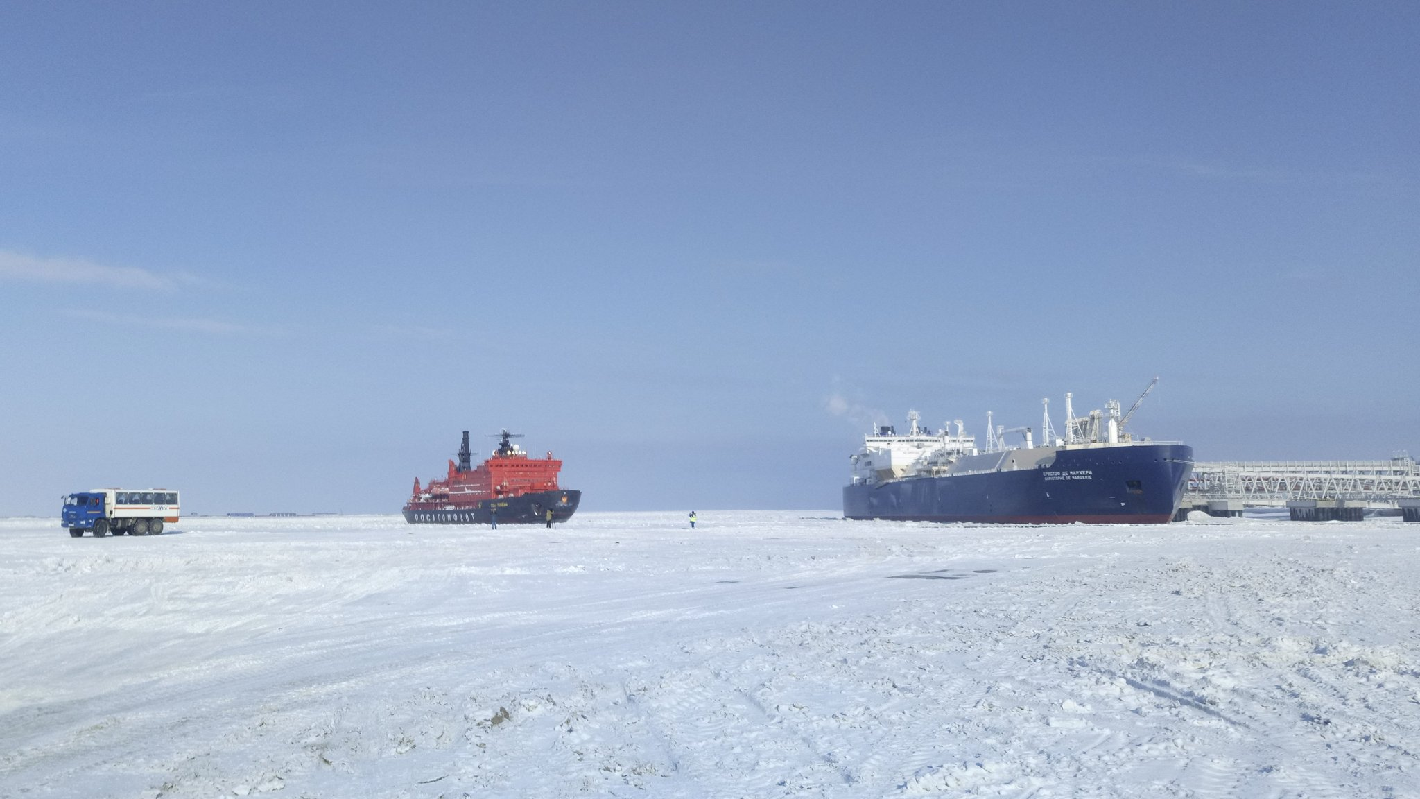 China reveals Arctic ambitions with plan for 'Polar Silk