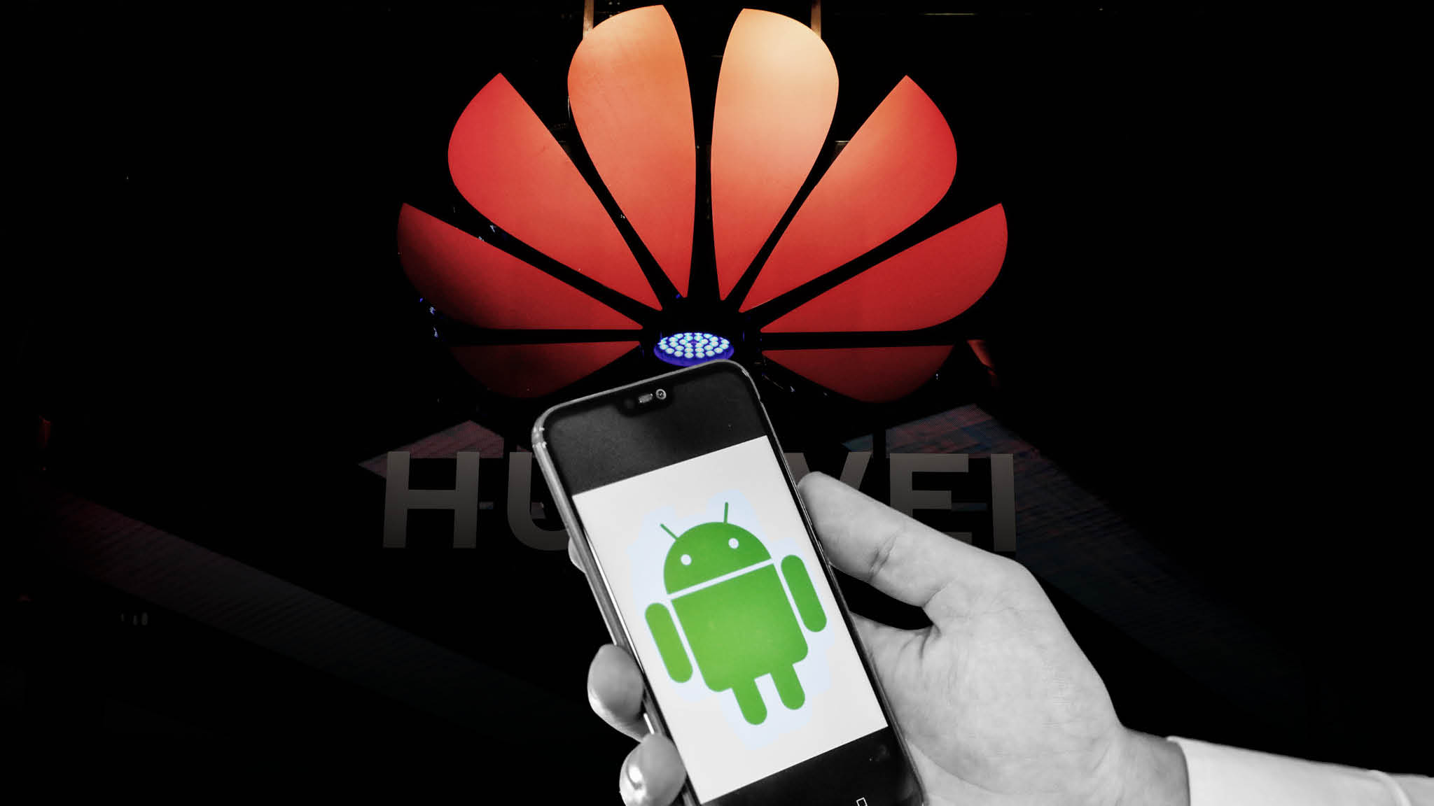 Google suspends Huawei from Android services | Financial Times