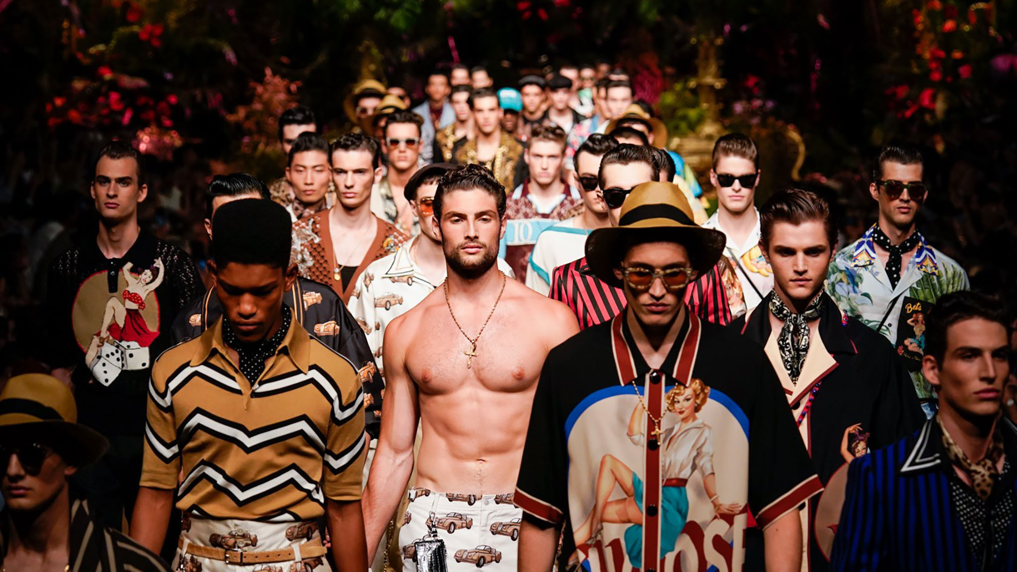 Best New Shows 2020.Menswear Spring Summer 2020 Shows Financial Times
