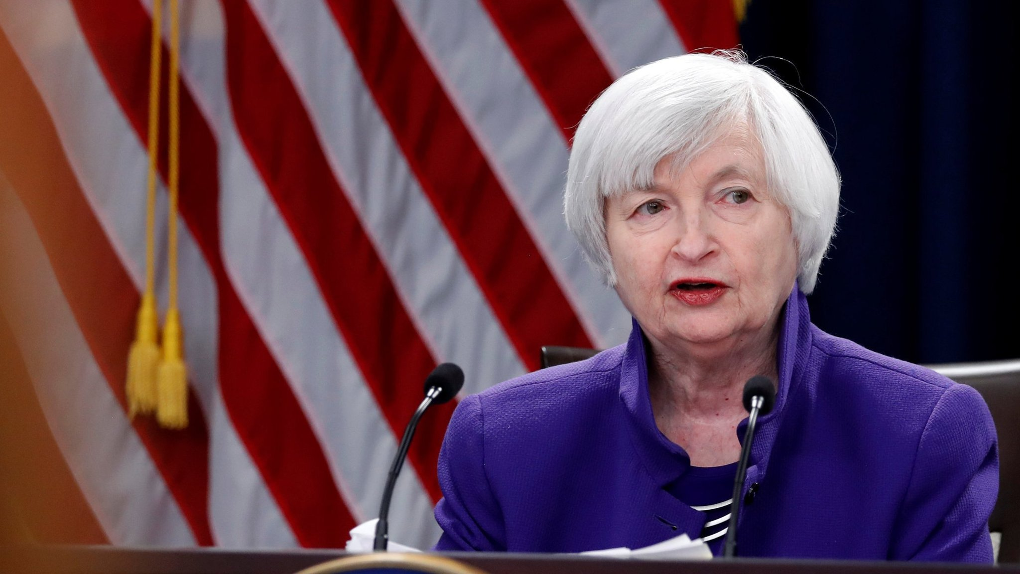 Fed flags three more rate rises in 2018