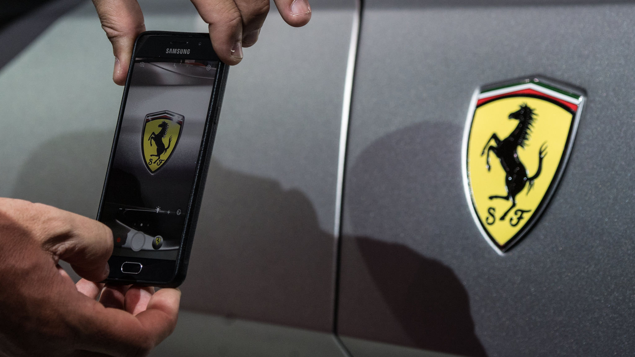 Ferrari In Legal Battle Over Name Of Its First Suv Financial Times